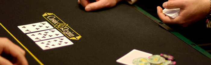 Regina Poker Tournaments